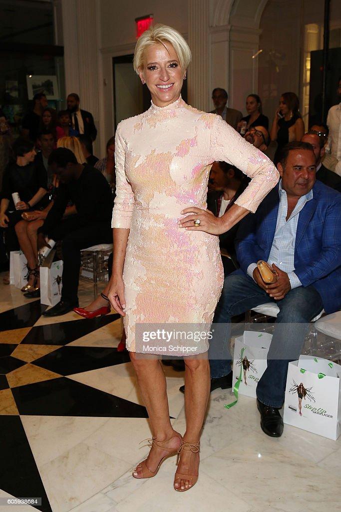NY: Marc Bouwer - Front Row - September 2016 - New York Fashion Week