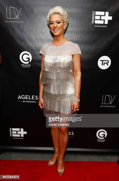 Dorinda Medley attends The Real Housewives of New York Season 10 premiere celebration at LDV Hospitality's The Seville produced by Talent Resources...