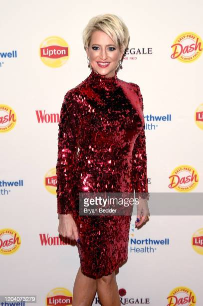 Dorinda Medley attends Woman's Day Celebrates 17th Annual Red Dress Awards on February 04, 2020 in New York City.
