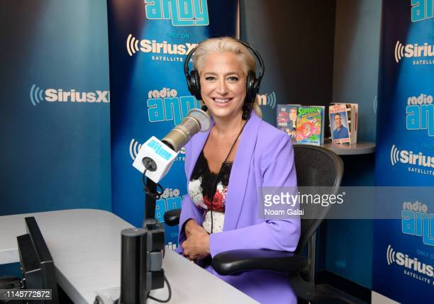 Dorinda Medley to host new limited run series On SiriusXM's Radio Andy Channel at SiriusXM Studios on May 15, 2019 in New York City.