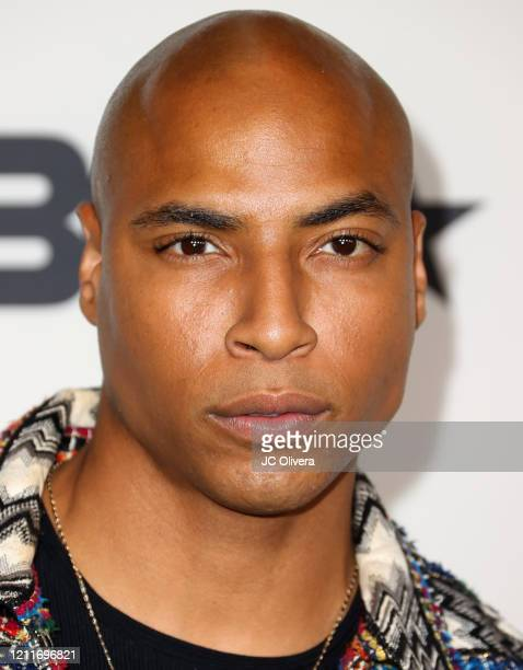 """Dorion Renaud attends the premiere of BET's """"Boomerang"""" Season 2 at Paramount Studios on March 10, 2020 in Los Angeles, California."""