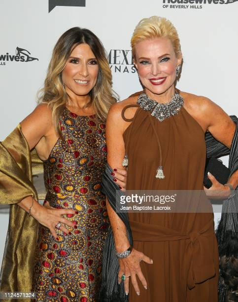 Doris Bessudo and Raquel Bessudo attend Bravo's Premiere Party For 'The Real Housewives Of Beverly Hills' Season 9 And 'Mexican Dynasties'at Gracias...