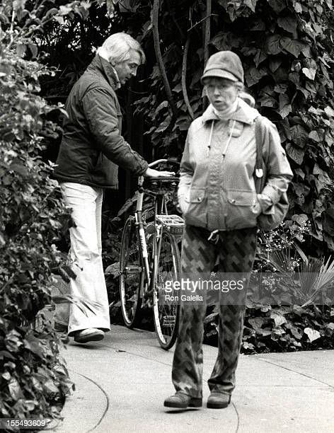 Doris Day and Husband Barry Comden during Doris Day and Husband Barry Comden File Photos at Beverly Hills Hotel in Beverly Hills California United...