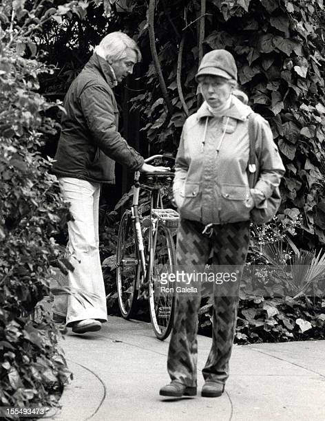 Doris Day and Husband Barry Comden
