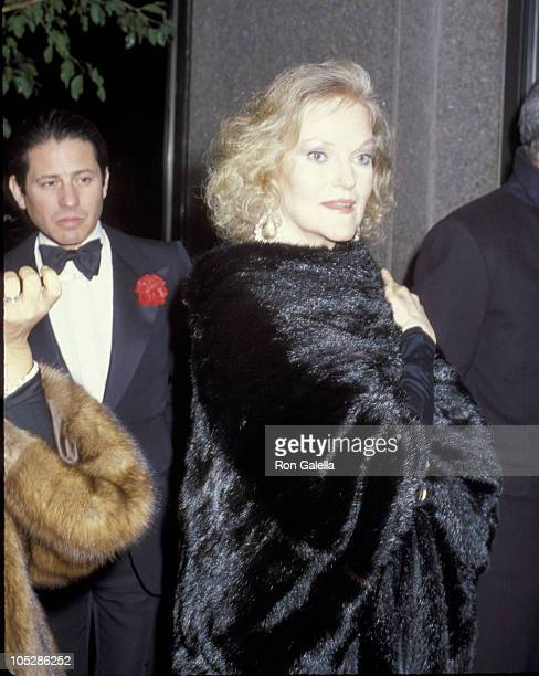 Doris Duke during Steve Rubell's Birthday Party Hosted by Halston at Olympic Towers in New York City New York United States