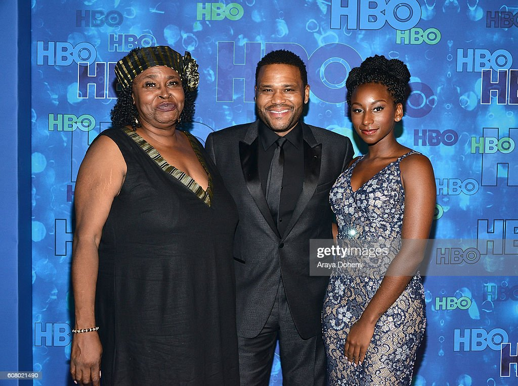 HBO's Post Emmy Awards Reception - Red Carpet : News Photo