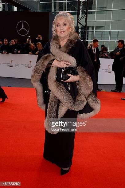 Doris Kunstmann attends the Goldene Kamera 2015 on February 27 2015 in Hamburg Germany