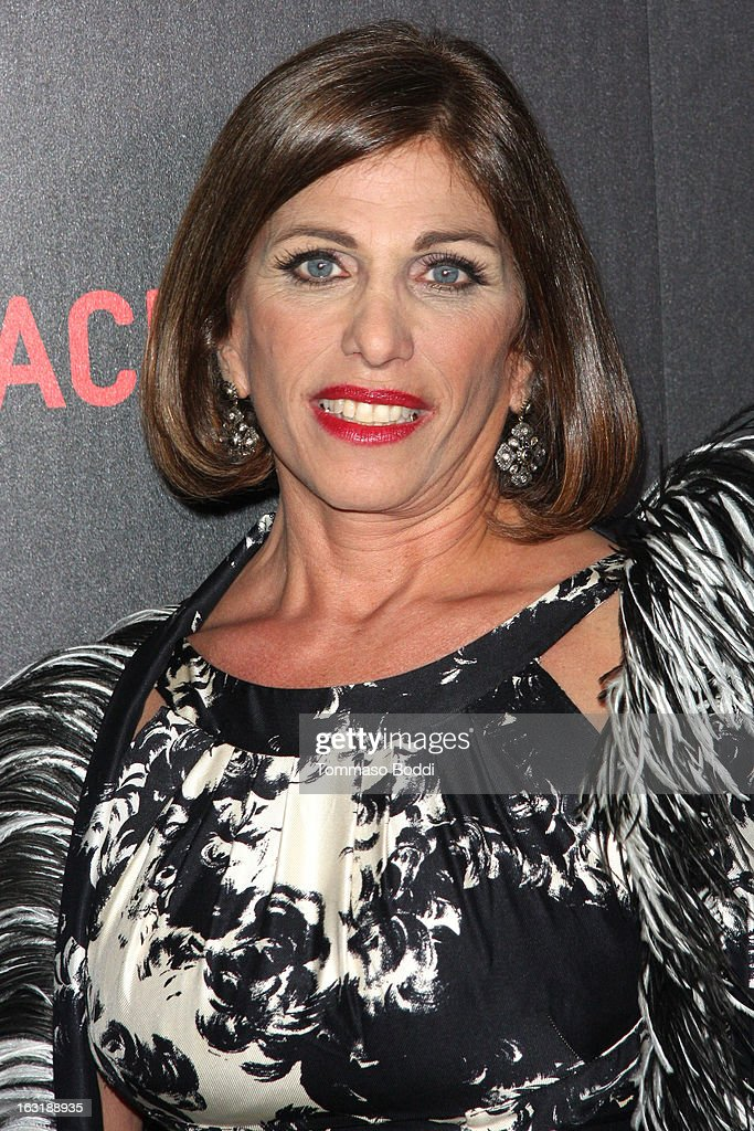 Doris Raymond attends the 'L.A.Frock Stars' Los Angeles screening and party held at the LACMA on March 5, 2013 in Los Angeles, California.
