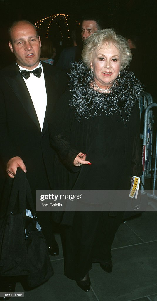 Doris Roberts And during Jo Anne Worley Hosts The L.A. Tony Awards Party & Julie Harris Award for Lifetime Achievement Presented to Carol Channing at Henson Studios, in Los Angeles, California, United States.