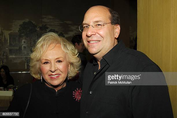 Doris Roberts and Gary Greengrass attend Afterparty for The Miramax Films screening of KEEPING UP WITH THE STEINS at Barney Greengrass on May 2 2006...