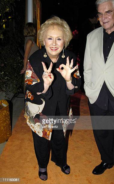Doris Roberts during 'Everybody Loves Raymond' Celebrates 200th Episode at Spago in Beverly Hills California United States