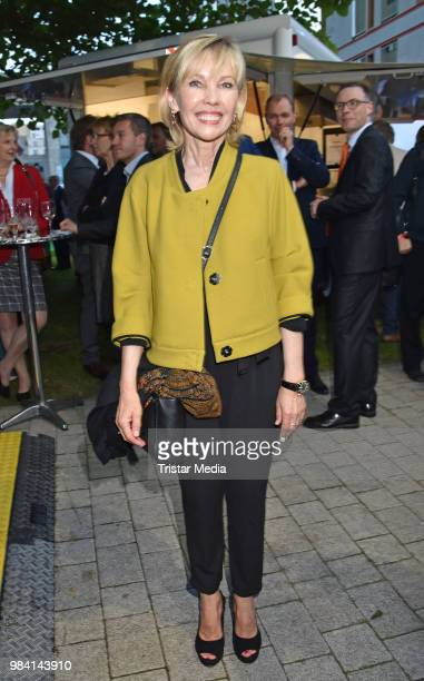 Doris SchroederKoepf during the LV Lower Saxony Summer Party on June 25 2018 in Berlin Germany