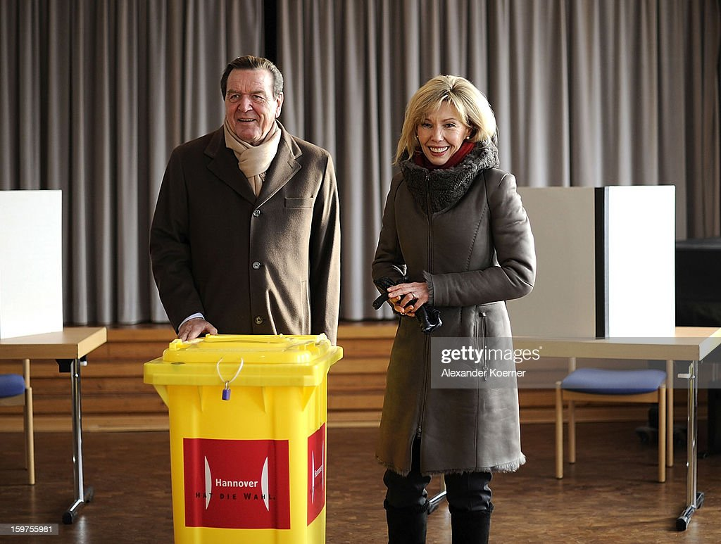 Lower Saxony Holds State Elections