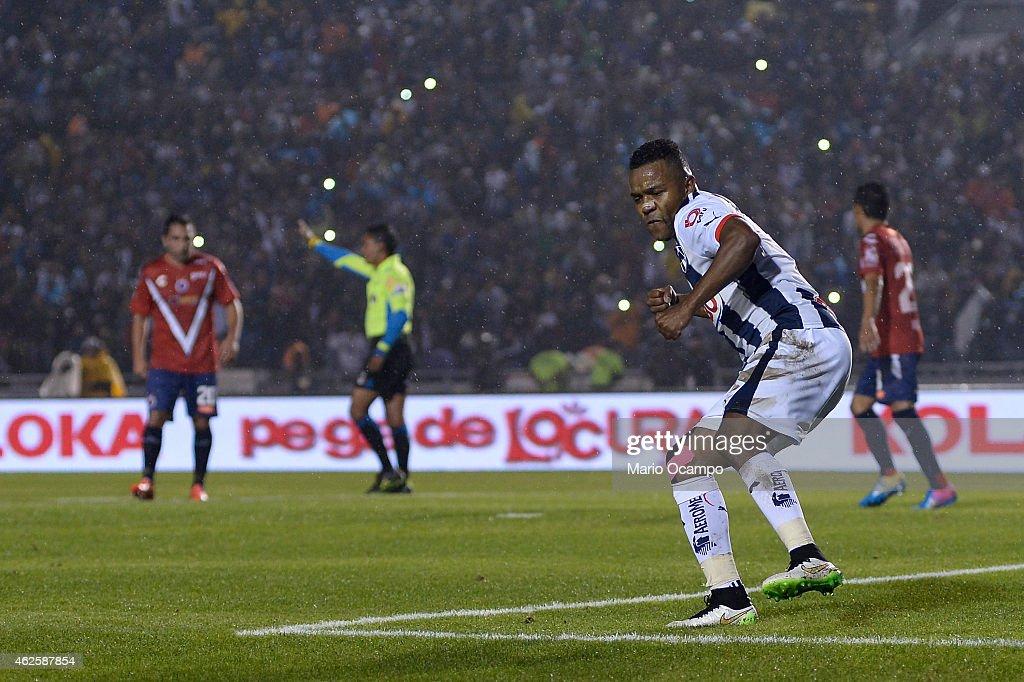Monterrey v Veracruz - Clausura 2015 Liga MX