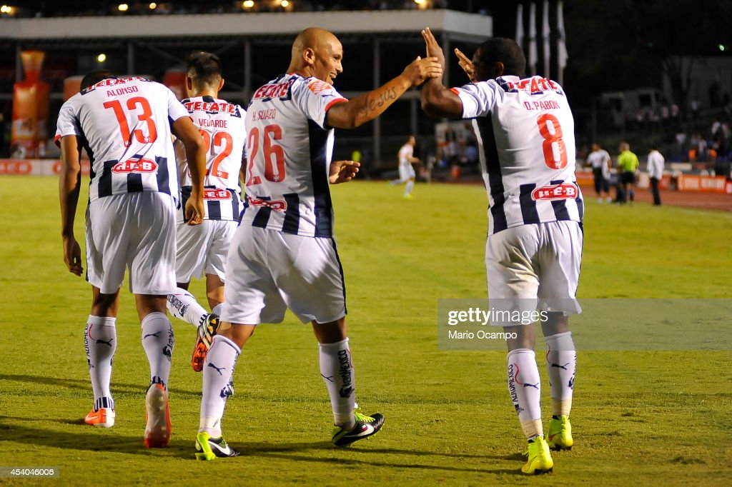 Monterrey v Puebla - Apertura 2014 Liga MX