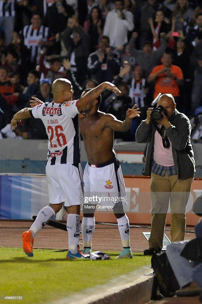 Monterrey v Chiapas -Apertura 2014 Liga MX