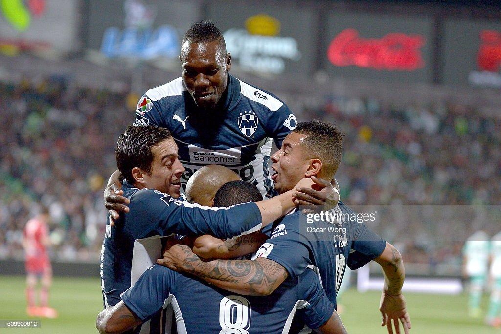 Santos Laguna v Monterrey - Clausura 2016 Liga MX