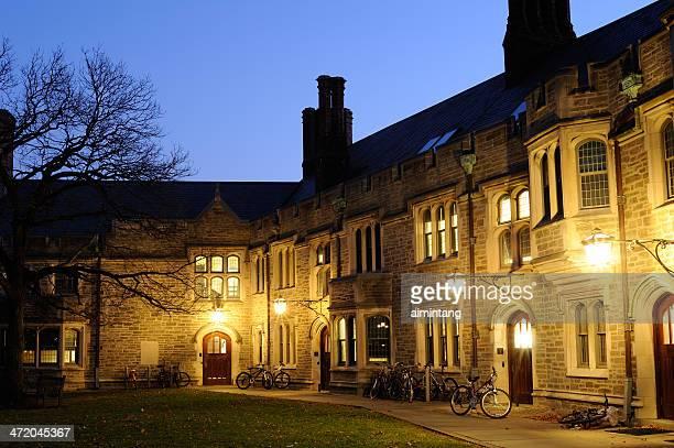 プリンストンの大学寮 - プリンストン大学 ストックフォトと画像