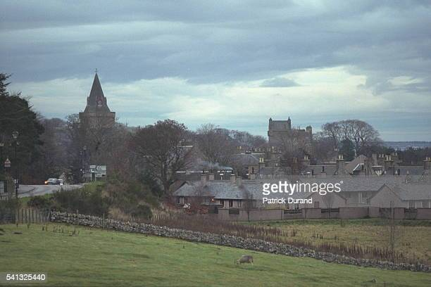 Dornoch where Madonna will marry Guy Ritchie on December 22 2000