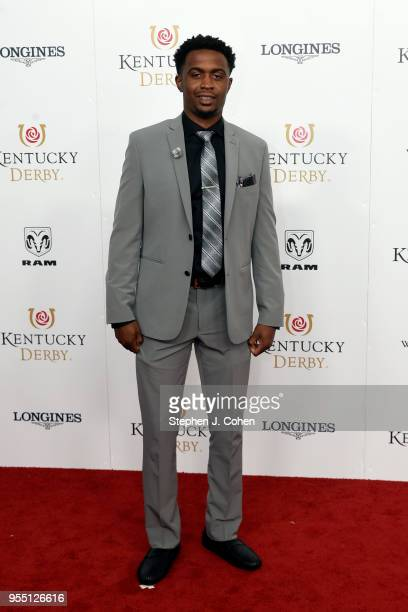 Doron Lamb attends The 144th Annual Kentucky Derby at Churchill Downs on May 5 2018 in Louisville Kentucky