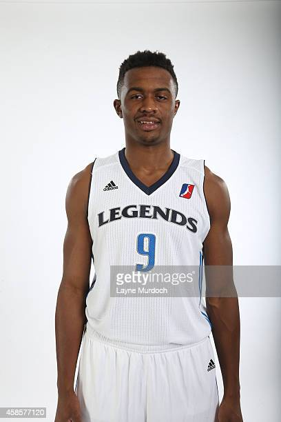 Doron Lamb of the Texas Legends poses for a photo during Media Day on November 6 2014 at the Dr Pepper Center in Dallas Texas NOTE TO USER User...