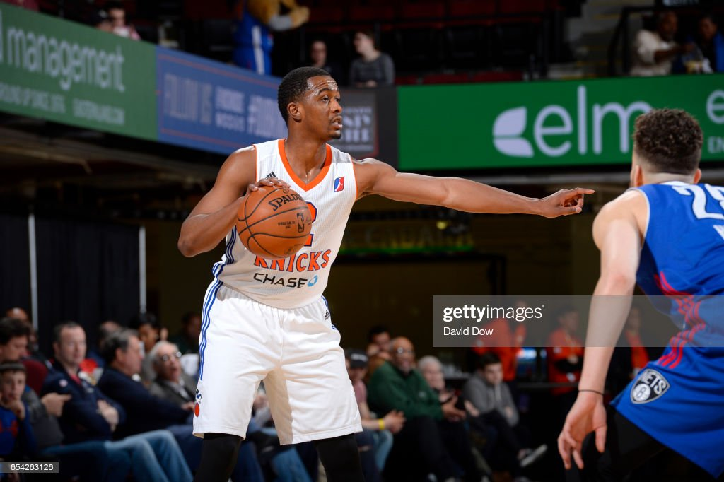 Long Island Nets v Westchester Knicks