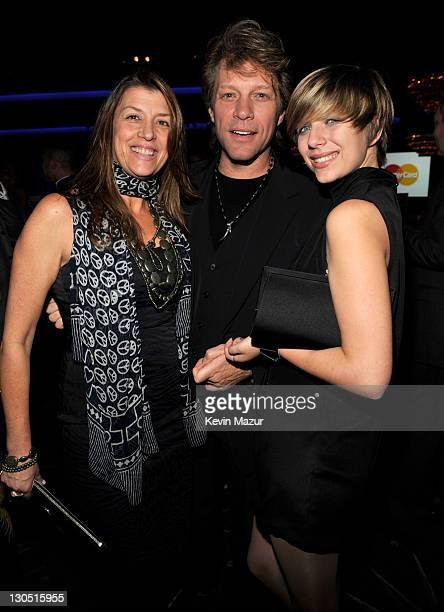 Dorothea Bon Jovi and Jon Bon Jovi at the 52nd Annual GRAMMY Awards Salute To Icons Honoring Doug Morris held at The Beverly Hilton Hotel on January...