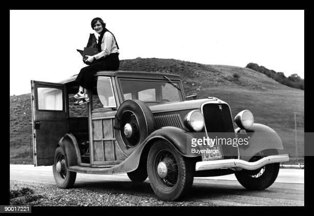 Dorothea Lange Resettlement Administration Photographer
