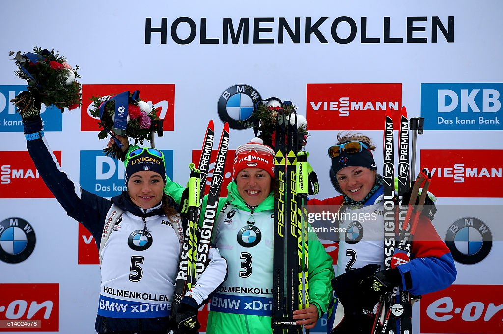 IBU Biathlon World Championships - Day 4 : News Photo