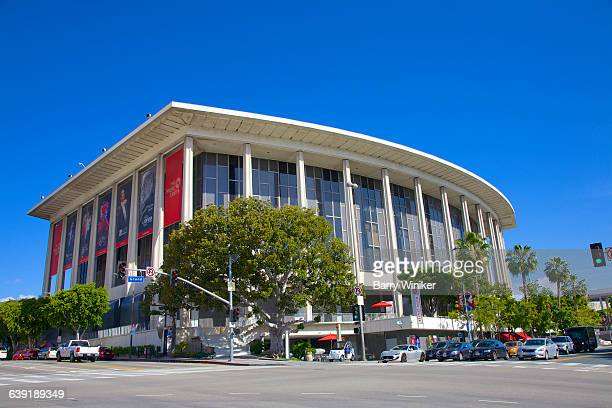 dorothy chandler pavilion, los angeles - vaudeville stock pictures, royalty-free photos & images