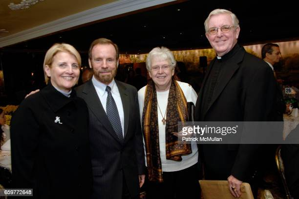 Dorothy Hamilton, Bob Murphy, Sister Simone and Brother Kevin attend HELP USA 2009 DOMESTIC VIOLENCE SURVIVOR Scholarship Awards Luncheon at Tavern...