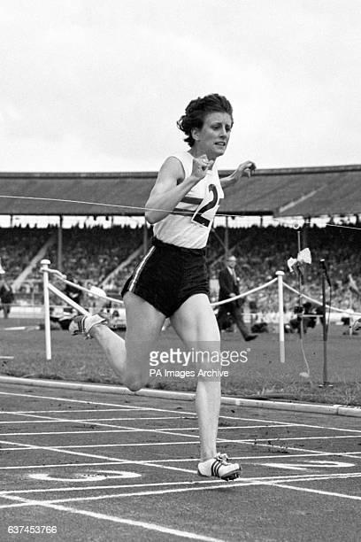 Dorothy Hyman Great Britain