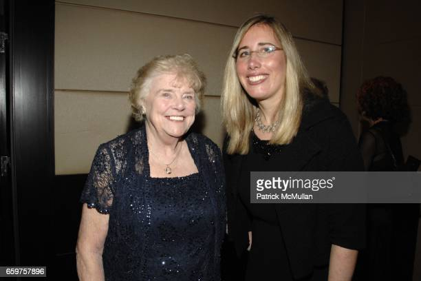 Dorothy Kavanagh and Jennifer Rominiecki attend THE NEW YORK BOTANICAL GARDEN Hosts a Festive Dinner in Honor of ROLEY NOLAN MAUREEN CHILTON at...