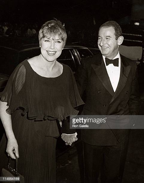 Dorothy Loudon Date during 37th Annual Tony Awards at Gershwin Theater in New York City New York United States