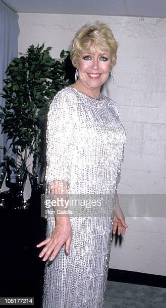 Dorothy Loudon during The 8th Annual Cable ACE Awards in Los Angeles California United States