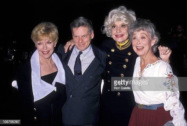 Dorothy Loudon Robert Morse Carol Channing and Betty Garrett