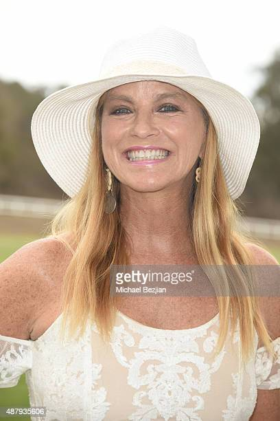 Dorothy Lucey attends the 8th Annual Safety Harbor Kids Polo Classic Fundraiser at Will Rogers State Historic Park on September 12 2015 in Pacific...