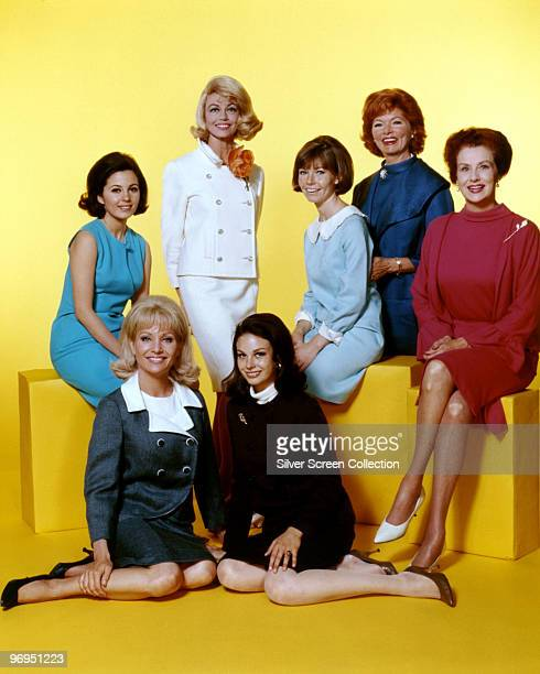 Dorothy Malone as Constance MacKenzie Carson Lana Wood as Sandy Webber Ruth Warrick as Hannah Cord and Barbara Parkins as Betty Anderson Harrington...