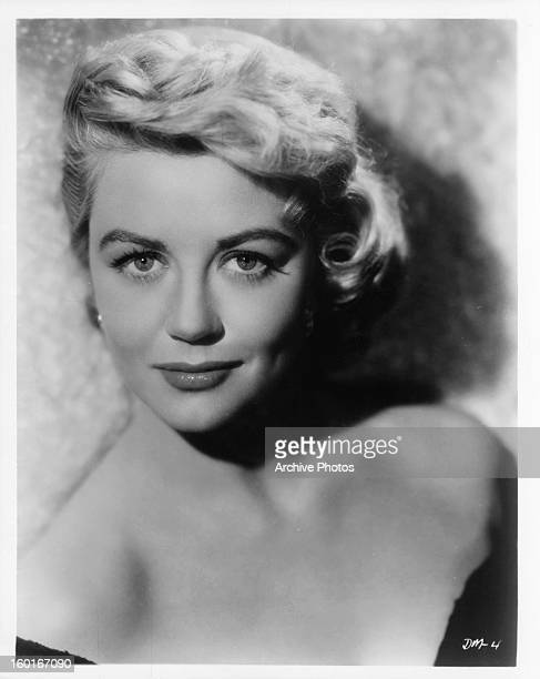 Dorothy Malone in publicity portrait for the film 'Sincerely Yours' 1955