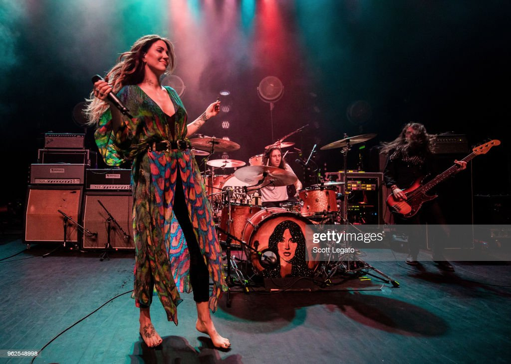 Greta Van Fleet In Concert - Detroit, Michigan