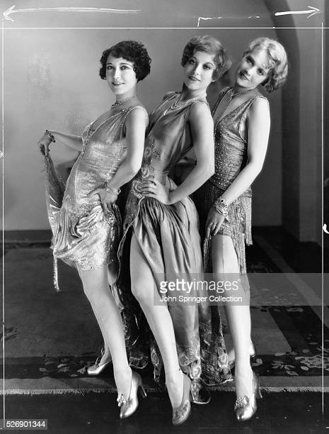 Dorothy Sebastian Joan Crawford and Anita Page appear in the 1928 drama film Our Dancing Daughters