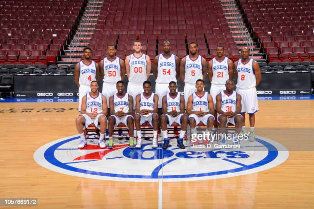 Dorrell Wright Lavoy Allen Spencer Hawes Kwame Brown Arnett Moultrie Thaddeus Young Damien Wilkins Evan Turner Royal Ivey Justin Holiday Jrue Holiday...