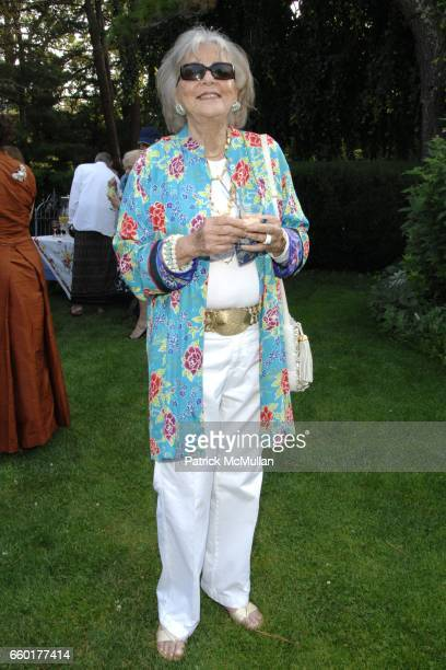 Dorrie Freedman attends the Longhouse Reserve's Summer Gala at 133 Hands Creek Road on July 18, 2009 in East Hampton, NY.
