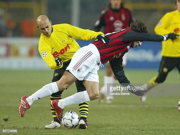 Dortmund BORUSSIA DORTMUND AC MAILAND DEDE/Dortmund Rui COSTA/Mailand