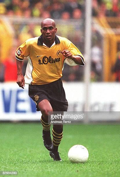 Dortmund BORUSSIA DORTMUND FC HANSA ROSTOCK 30 EVANILSON/Dortmund