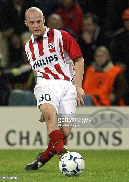 LEAGUE 02/03 Dortmund BORUSSIA DORTMUND PSV EINDHOVEN 11 Kasper BOEGELUND/EINDHOVEN