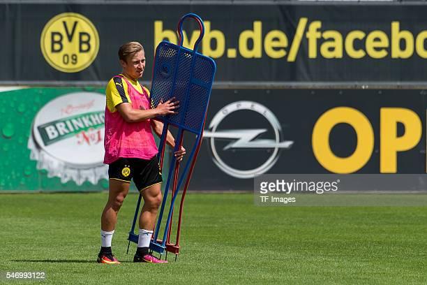 Dortmund Germany Training BV Borussia Dortmund BVB Felix Passlack