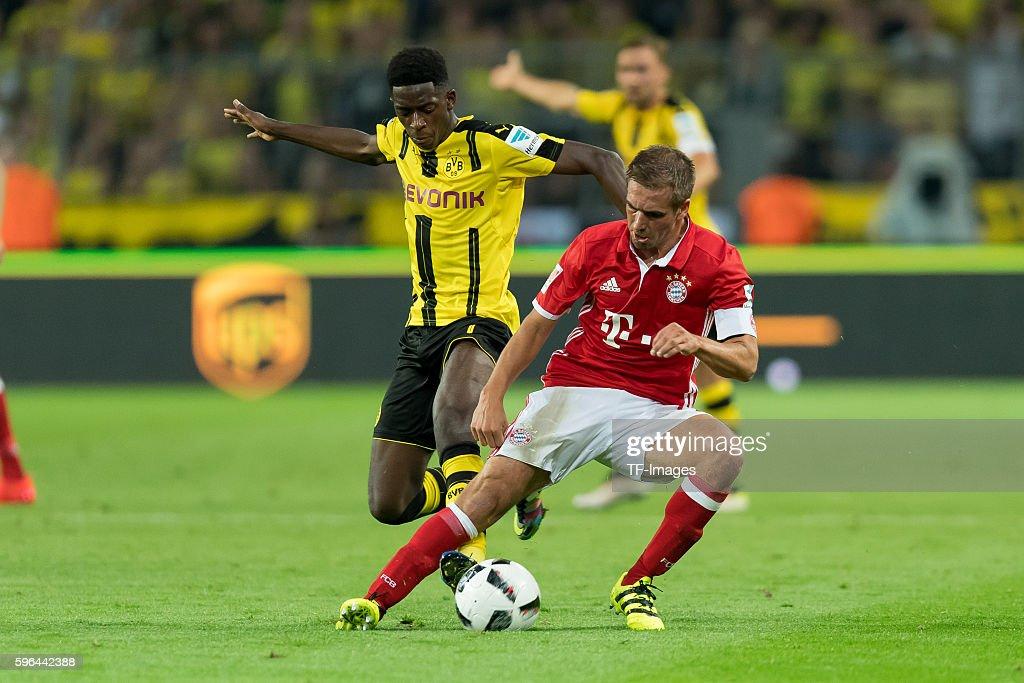 Supercup 2016 BV Borussia Dortmund - FC Bayern Muenchen : News Photo