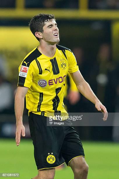 Dortmund Germany 1Bundesliga 9 Spieltag BV Borussia Dortmund FC Schalke 04 Christian Pulisic