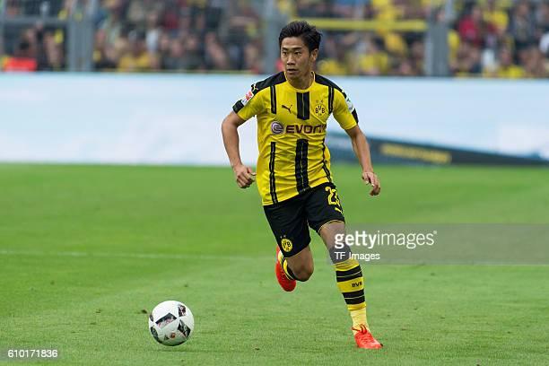 Dortmund Germany 1Bundesliga 3 Spieltag BV Borussia Dortmund SV Darmstadt 98 60 Shinji Kagawa